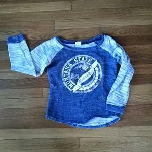 Montana State Bobcat Sweater